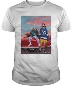 J Cole And Kendrick Lamar Heavy Cotton T-Shirt